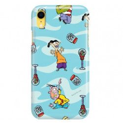 ETUI NA TELEFON IPHONE XR A1984 CARTOON NETWORK ED101 CLASSIC Ed, Edd i Eddy