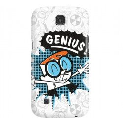 ETUI NA TELEFON LG K3 LS450 CARTOON NETWORK DX105 CLASSIC LABORATORIUM DEXTERA