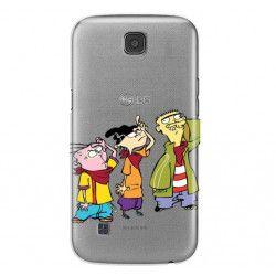 ETUI NA TELEFON LG K3 LS450 CARTOON NETWORK ED122 CLASSIC Ed, Edd i Eddy
