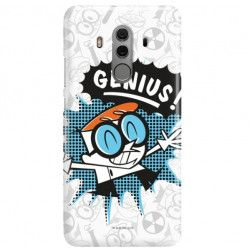 ETUI NA TELEFON HUAWEI MATE 10 PRO BLA-L09 CARTOON NETWORK DX105 CLASSIC LABORATORIUM DEXTERA