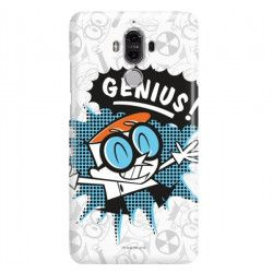 ETUI NA TELEFON HUAWEI MATE 9 MHA-L09 CARTOON NETWORK DX105 CLASSIC LABORATORIUM DEXTERA