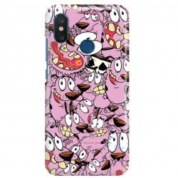 ETUI NA TELEFON XIAOMI Mi8 CARTOON NETWORK CO101 CLASSIC CHOJRAK