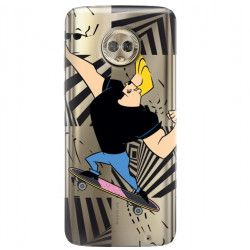 ETUI NA TELEFON LENOVO MOTO G6 PLUS CARTOON NETWORK JB113 CLASSIC JOHNNY BRAVO