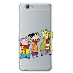 ETUI NA TELEFON HTC ONE A9s CARTOON NETWORK ED122 CLASSIC Ed, Edd i Eddy