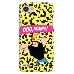 ETUI NA TELEFON LG Q6 CARTOON NETWORK JB124 CLASSIC JOHNNY BRAVO