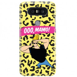 ETUI NA TELEFON LG Q8 CARTOON NETWORK JB124 CLASSIC JOHNNY BRAVO