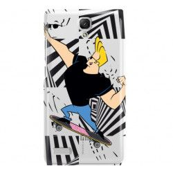 ETUI NA TELEFON XIAOMI REDMI 2 CARTOON NETWORK JB113 CLASSIC JOHNNY BRAVO