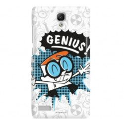 ETUI NA TELEFON XIAOMI REDMI 2 CARTOON NETWORK DX105 CLASSIC LABORATORIUM DEXTERA