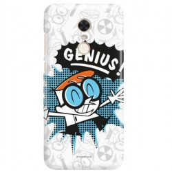 ETUI NA TELEFON XIAOMI REDMI 5 PLUS CARTOON NETWORK DX105 CLASSIC LABORATORIUM DEXTERA