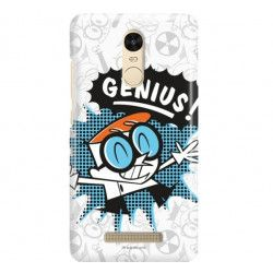 ETUI NA TELEFON XIAOMI REDMI NOTE 3 CARTOON NETWORK DX105 CLASSIC LABORATORIUM DEXTERA