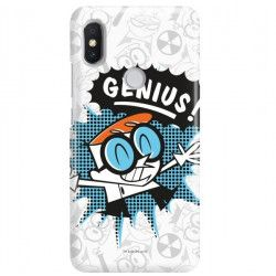 ETUI NA TELEFON XIAOMI REDMI S2 CARTOON NETWORK DX105 CLASSIC LABORATORIUM DEXTERA