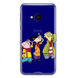 ETUI NA TELEFON HTC U PLAY CARTOON NETWORK ED122 CLASSIC Ed, Edd i Eddy