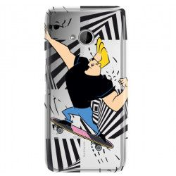 ETUI NA TELEFON HTC U11 LIFE CARTOON NETWORK JB113 CLASSIC JOHNNY BRAVO