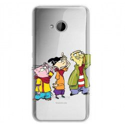 ETUI NA TELEFON HTC U11 LIFE CARTOON NETWORK ED122 CLASSIC Ed, Edd i Eddy