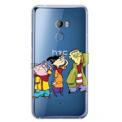 ETUI NA TELEFON HTC U11 PLUS CARTOON NETWORK ED122 CLASSIC Ed, Edd i Eddy
