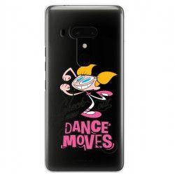 ETUI NA TELEFON HTC U12 PLUS CARTOON NETWORK DX290 CLASSIC LABORATORIUM DEXTERA