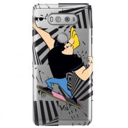 ETUI NA TELEFON LG V20 CARTOON NETWORK JB113 CLASSIC JOHNNY BRAVO