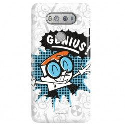 ETUI NA TELEFON LG V20 CARTOON NETWORK DX105 CLASSIC LABORATORIUM DEXTERA