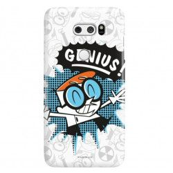 ETUI NA TELEFON LG V30 H930 CARTOON NETWORK DX105 CLASSIC LABORATORIUM DEXTERA