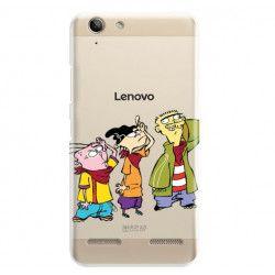 ETUI NA TELEFON LENOVO VIBE K5 A6020 CARTOON NETWORK ED122 CLASSIC Ed, Edd i Eddy