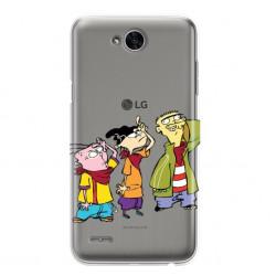 ETUI NA TELEFON LG X POWER 2 M320 CARTOON NETWORK ED122 CLASSIC Ed, Edd i Eddy
