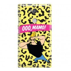 ETUI NA TELEFON SONY XPERIA L2 H3311 CARTOON NETWORK JB124 CLASSIC JOHNNY BRAVO