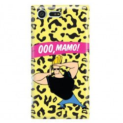 ETUI NA TELEFON SONY XPERIA X COMPACT F5321 CARTOON NETWORK JB124 CLASSIC JOHNNY BRAVO