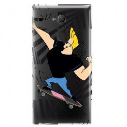 ETUI NA TELEFON SONY XPERIA XA2 ULTRA H3213 CARTOON NETWORK JB113 CLASSIC JOHNNY BRAVO