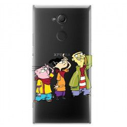 SONY XPERIA XA2 ULTRA ETUI CARTOON NETWORK ED122 CLASSIC Ed, Edd i Eddy