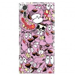 ETUI NA TELEFON SONY XPERIA XZs G8231 CARTOON NETWORK CO101 CLASSIC CHOJRAK