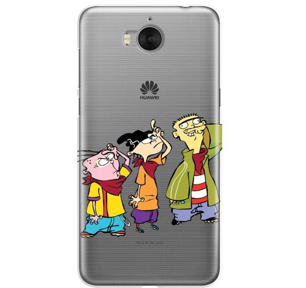 Etui Na Telefon Huawei Y6 2017 Mya L03 Cartoon Network Ed122 Classic Ed Edd I Eddy Cena Kup Teraz