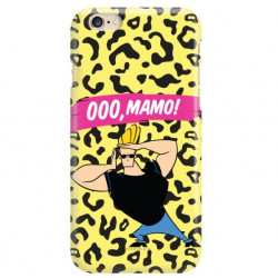 iPHONE 6 6S ETUI CARTOON NETWORK JB124 CLASSIC JOHNNY BRAVO