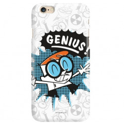 iPHONE 6 6S ETUI CARTOON NETWORK DX105 CLASSIC LABORATORIUM DEXTERA