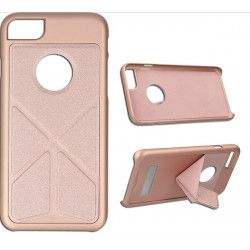 ETUI FOLDABLE STAND IPHONE 7 / 8 STOJAK ROSE GOLD