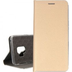 BOOK VENNUS ETUI NA TELEFON SAMSUNG GALAXY S9 G960 ZŁOTY
