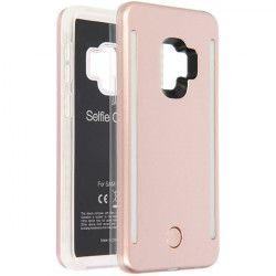 LED ETUI NA TELEFON SAMSUNG GALAXY S9 G960 ROSE GOLD