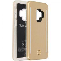 LED ETUI NA TELEFON SAMSUNG GALAXY S9 G960 ZŁOTY