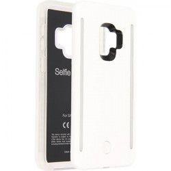 LED ETUI NA TELEFON SAMSUNG GALAXY S9 G960 BIAŁY