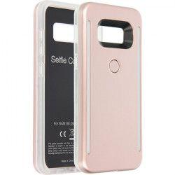 LED ETUI NA TELEFON SAMSUNG GALAXY S8 G950 ROSE GOLD