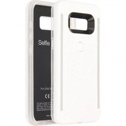 LED ETUI NA TELEFON SAMSUNG GALAXY S8 G950 BIAŁY