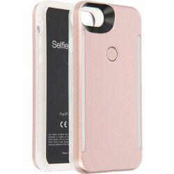 ETUI LED IPHONE 7 4.7'' 8 4.7'' ROSE GOLD