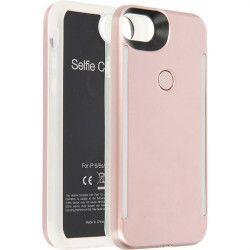 ETUI LED IPHONE 6 4.7'' ROSE GOLD