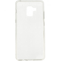 CLEAR 0.3mm ETUI NA TELEFON SAMSUNG GALAXY A7 2018 A750 TRANS