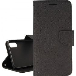 BOOK FANCY ETUI NA TELEFON IPHONE XS MAX A1921 CZARNY