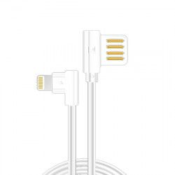 KABEL USB REMAX RC-083i LIGHTNING 1,2m BIAŁY