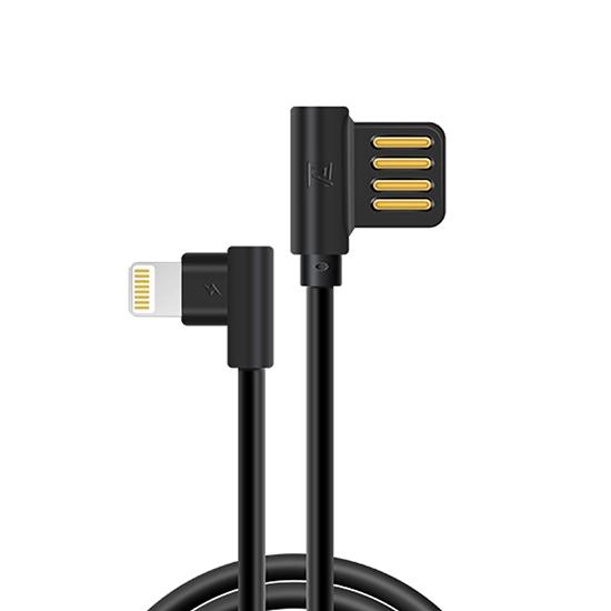 KABEL USB REMAX RC-083i LIGHTNING 1,2m CZARNY