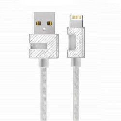 KABEL USB REMAX RC-089i LIGHTNING 1m BIAŁY