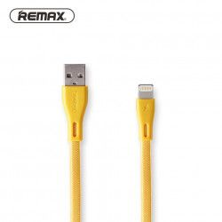 KABEL USB REMAX RC-090i LIGHTNING ZŁOTY