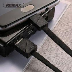 KABEL USB REMAX RC-105a TYP C CZARNY
