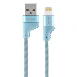 KABEL USB REMAX RC-108i LIGHTNING 1m NIEBIESKI